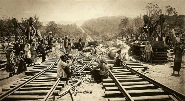 Historia Pregunta Trivia: ¿Cuál fue el mayor problema al que se enfrentó la construcción del ferrocarril de Uganda?
