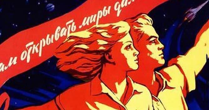 Historia Pregunta Trivia: ¿Cuál fue el objetivo del programa espacial Almaz de la extinta Unión Soviética?
