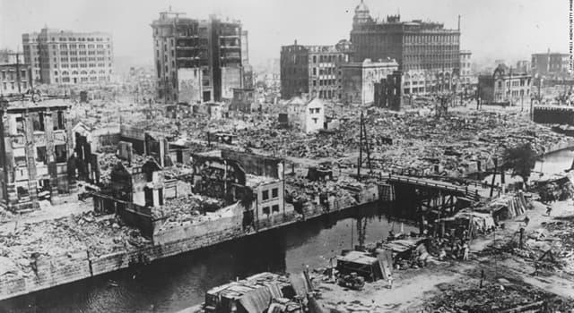 Historia Pregunta Trivia: ¿Cuál fue el terremoto que sentó las bases de la Sismología?