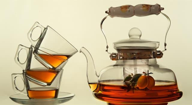 Cultura Pregunta Trivia: ¿Cuántas variedades de té son las más conocidas y producidas por la Camellia Sinensis?