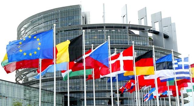 Geografía Pregunta Trivia: ¿Cuántos países conforman la Unión Europea a enero de 2021?