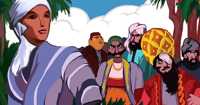 Cultura Pregunta Trivia: ¿Cuántos son los ladrones del famoso cuento popular sobre Alí Babá?
