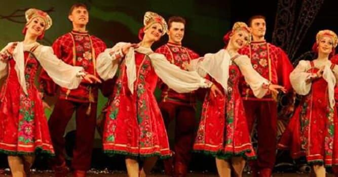 """Cultura Pregunta Trivia: ¿De qué país es el baile llamado """"Kadril"""" considerado uno de los más extendidos?"""