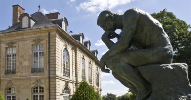 Cultura Pregunta Trivia: ¿Dónde está ubicado el museo Rodin?