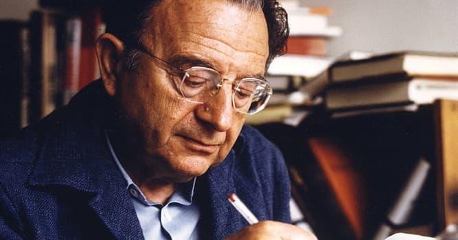 Sociedad Pregunta Trivia: ¿Dónde nació el psicólogo social Erich Fromm?
