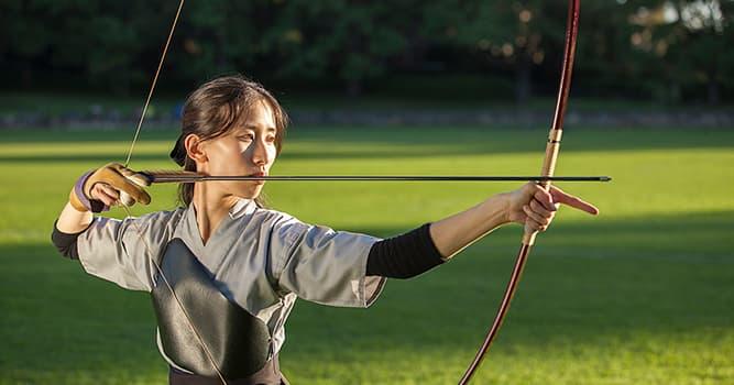 Deporte Pregunta Trivia: ¿Dónde se originó el kyūdō, el arte marcial de la arquería?