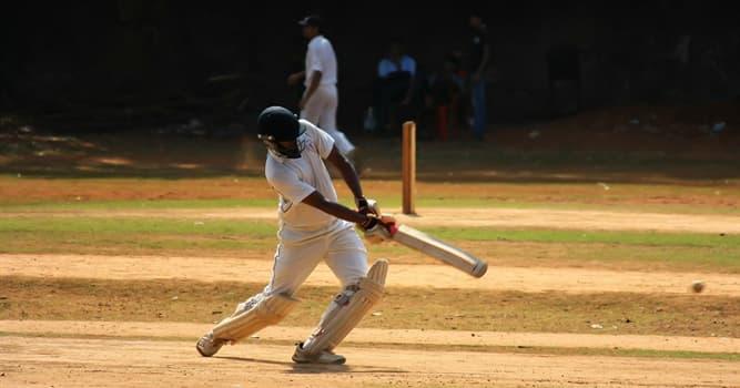 Deporte Pregunta Trivia: ¿En cuál de estos deportes hay bateadores y lanzadores?