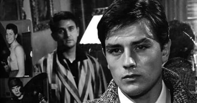 Películas Pregunta Trivia: ¿En cuál de las siguientes películas no participó Alain Delon?