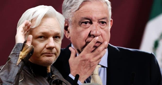 Sociedad Pregunta Trivia: ¿En la embajada de qué país fue detenido el fundador del sitio Web WikiLeaks Julián Assange?