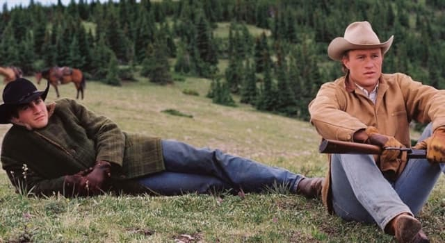 """Películas Pregunta Trivia: ¿En qué año se estrenó la película estadounidense """"Secreto en la montaña""""?"""
