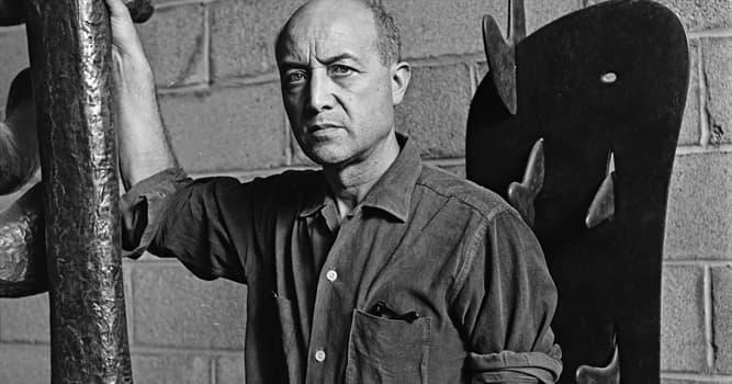 Sociedad Pregunta Trivia: ¿En qué ciudad de los Estados Unidos nació el escultor Isamu Noguchi?