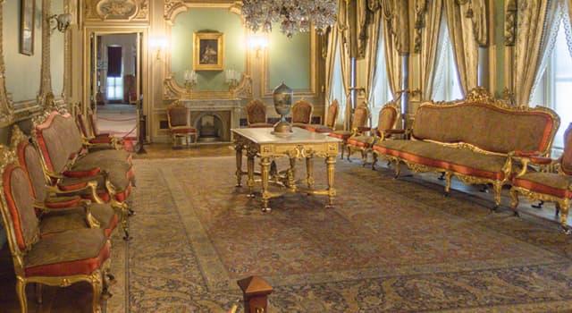Geografía Pregunta Trivia: ¿En qué ciudad de Turquía está ubicado el palacio de Yildiz?
