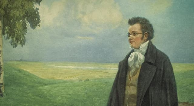 Cultura Pregunta Trivia: ¿En qué disciplina destacó Franz Peter Schubert?