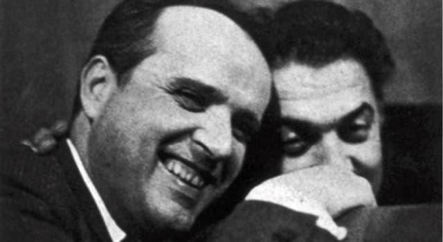 Películas Pregunta Trivia: ¿En qué faceta artística destacó el italiano Nino Rota?