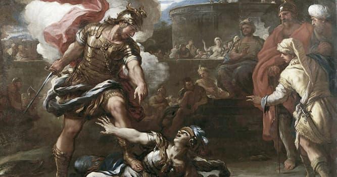 Cultura Pregunta Trivia: ¿En qué lengua se escribió el poema épico 'La Eneida' de Virgilio?