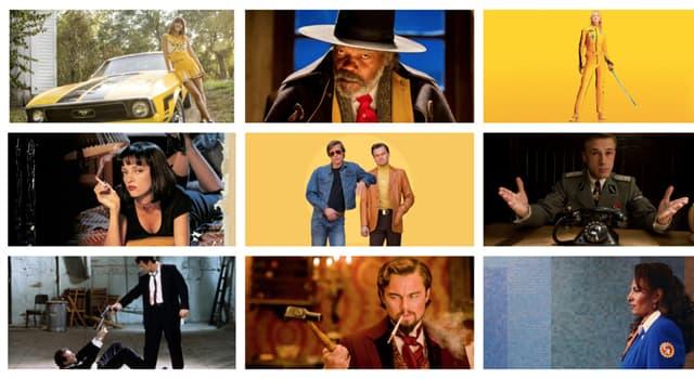 """Películas Pregunta Trivia: ¿En qué novela se basó """"Jackie Brown"""", tercera película de Quentin Tarantino?"""