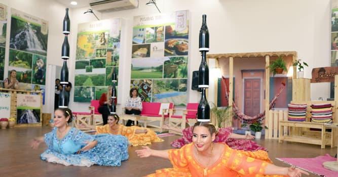 """Cultura Pregunta Trivia: ¿En qué país es tradicional el baile denominado """"Danza de la botella""""?"""