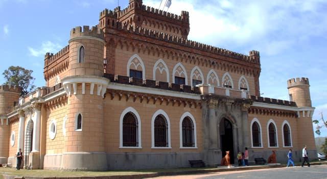 Geografía Pregunta Trivia: ¿En qué país está ubicado el Castillo de Piria?