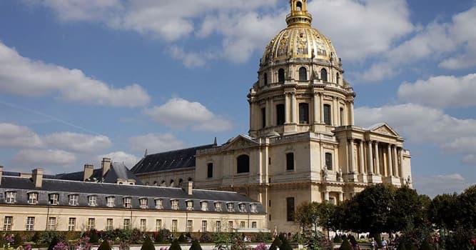Geografía Pregunta Trivia: ¿En qué país está ubicado el Palacio Nacional de los Inválidos?