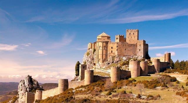 Geografía Pregunta Trivia: ¿En qué país europeo está situado el castillo de Loarre?