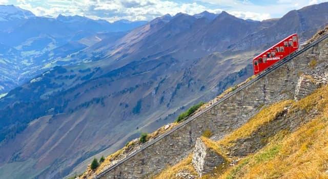 Geografía Pregunta Trivia: ¿En qué país se encuentra la escalinata más grande del mundo?