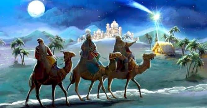 """Cultura Pregunta Trivia: ¿En qué país se supone que descansan los restos de los """"Tres Reyes Magos"""" de la tradición cristiana?"""