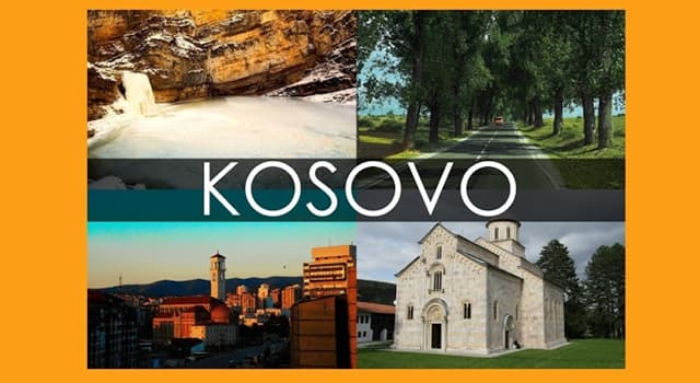 Geografía Pregunta Trivia: ¿En qué península europea se ubica Kosovo?
