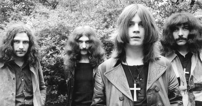 Cultura Pregunta Trivia: ¿En qué se inspiró el nombre de la banda de heavy metal Black Sabbath?