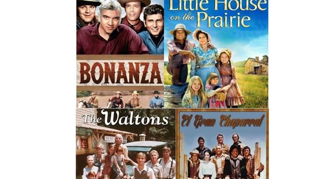 Películas Pregunta Trivia: ¿En qué serie Adam, Hoss y Joe eran los hijos de Cartwright?