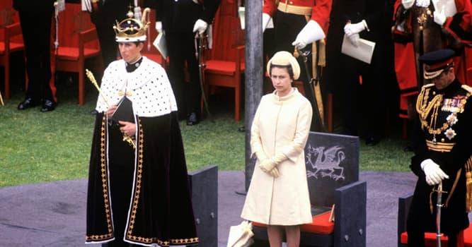 społeczeństwo Pytanie-Ciekawostka: Ile lat miał książę Karol, kiedy został księciem Walii?