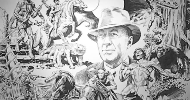 """Kultura Pytanie-Ciekawostka: Jak Edgar Rice Burroughs nazwał wnętrze """"Pustej Ziemi"""" w swoich opowiadaniach?"""