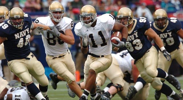 Deporte Pregunta Trivia: ¿Cuál de los siguientes es un deporte de equipo que incluye elementos de rugby y fútbol?