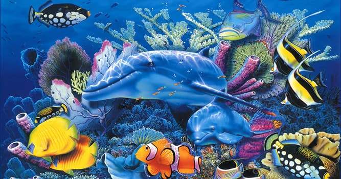 Naturaleza Pregunta Trivia: ¿Cuál de estos animales no existe?