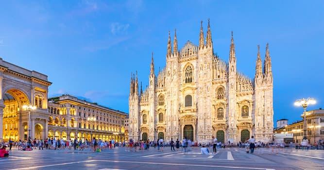 Cultura Pregunta Trivia: ¿Qué ciudad es considerada la capital de la moda italiana?