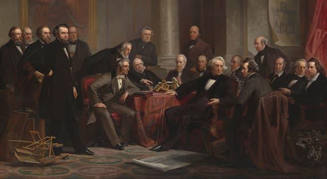 Cultura Pregunta Trivia: ¿Quiénes fueron estas personas retratadas por Christian Schussele en 1857?