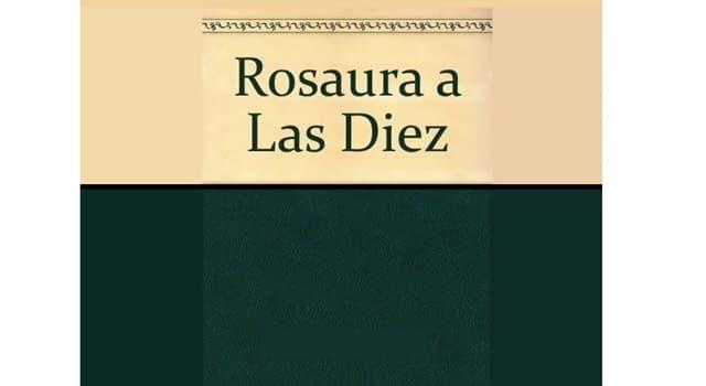 """Películas Pregunta Trivia: ¿Quién es el autor de la novela """"Rosaura a las diez""""?"""