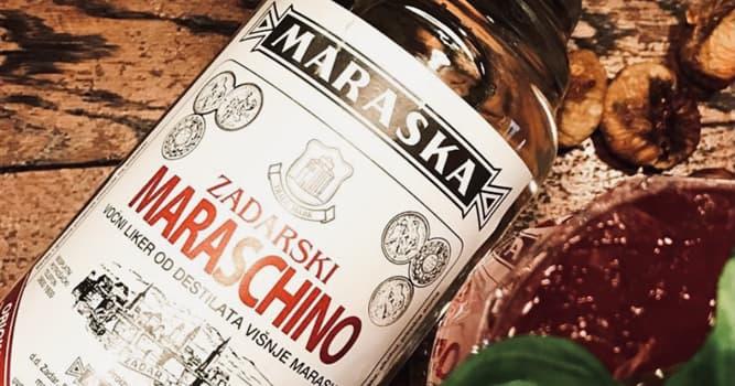Cultura Pregunta Trivia: ¿Qué fruta se usa en la elaboración del licor marrasquino?