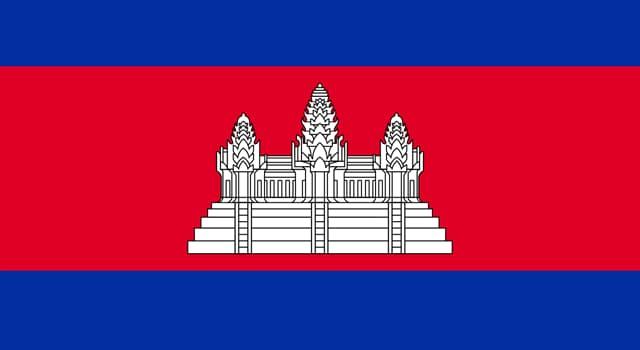 Geografía Pregunta Trivia: ¿Qué país tiene una bandera en la que figura un monumento religioso?