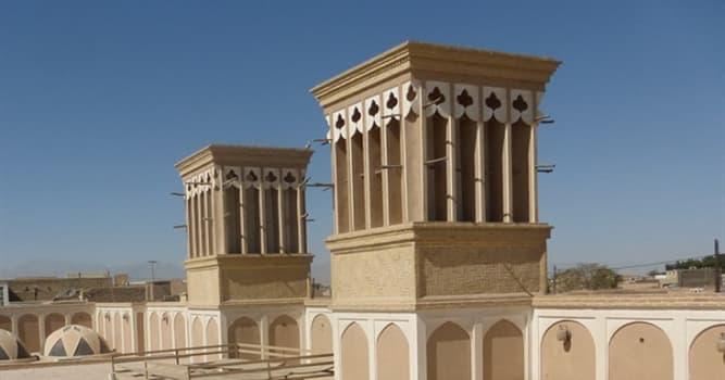 Cultura Pregunta Trivia: ¿Para qué sirven estas estructuras o torres arquitectónicas?