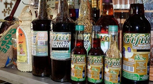 """Sociedad Pregunta Trivia: ¿Por qué grupo étnico era preparada la bebida llamada """"Gifiti""""?"""