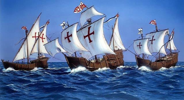 Cultura Pregunta Trivia: ¿Por qué no se han encontrado las carabelas de Cristóbal Colón?