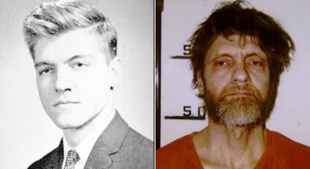 Sociedad Pregunta Trivia: ¿Por qué otro nombres es conocido Ted Kaczynski?