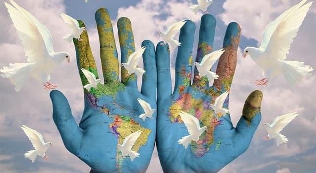 """Sociedad Pregunta Trivia: ¿Qué día se conmemora el """"Día Internacional de la Paz""""?"""