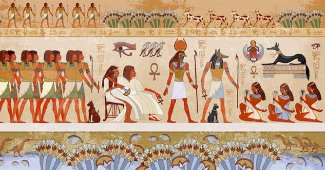 """Cultura Pregunta Trivia: ¿Qué dios egipcio fue conocido como """"El Oculto""""?"""