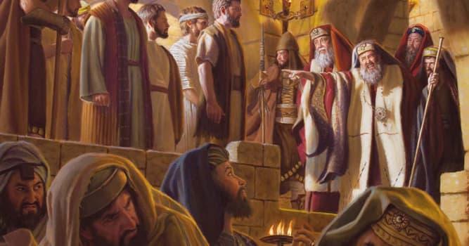 Historia Pregunta Trivia: ¿Qué era el Sanedrín en la ley judía?