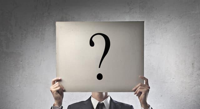 Naturaleza Pregunta Trivia: ¿Qué es cetonia?
