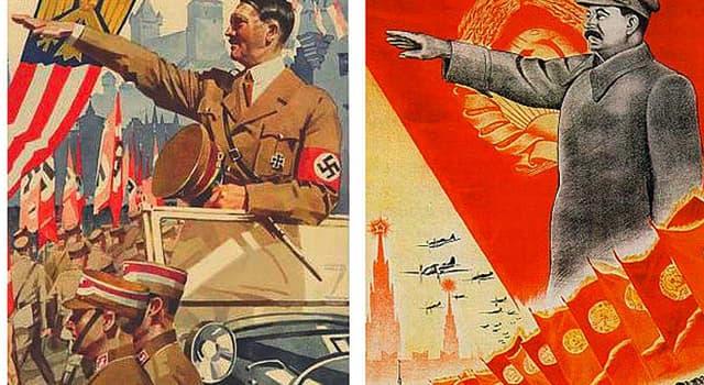 Historia Pregunta Trivia: ¿Qué es el nacionalsocialismo?