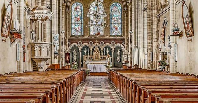 Cultura Pregunta Trivia: ¿Qué es el presbiterio?