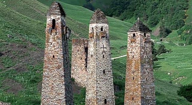 Cultura Pregunta Trivia: ¿Qué es Svanetia?