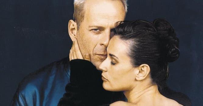 Películas Pregunta Trivia: ¿Qué famosa actriz estuvo casada con Bruce Willis?